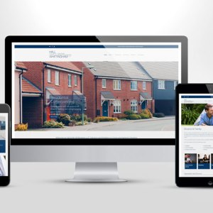 Hall Smith Whittingham - Responsive Web Design Cheshure