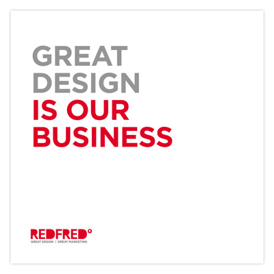 Brand Refresh with Red Fred Creative