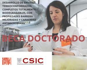 BECA DOCTORADO - IATA-CSIC - 2016-03-09