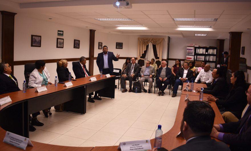 Formalizan Relación Bilateral Apaseo el Grande y Pharr - Red Gobierno 03