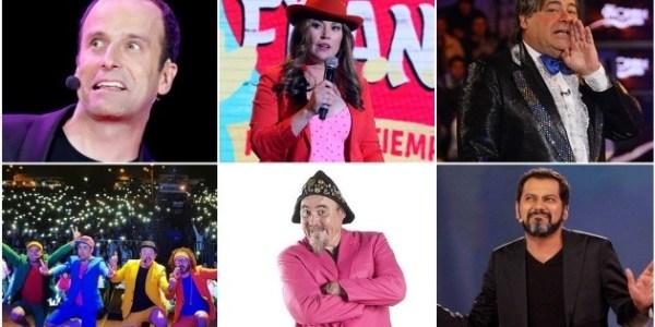 Festival de Viña del Mar 2020: Estos son los humoristas que se presentarán en las seis noches en la Quinta Vergara