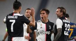 Dybala, Cristiano Ronaldo e Higuaín no fallan para que Juventus se ...