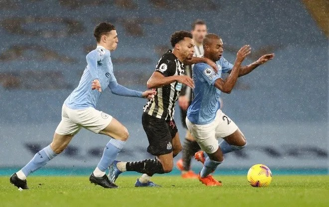 Manchester City vs Newcastle: Ver EN VIVO, ONLINE y por TV la fecha 15 de  la Premier League | ESPN | RedGol