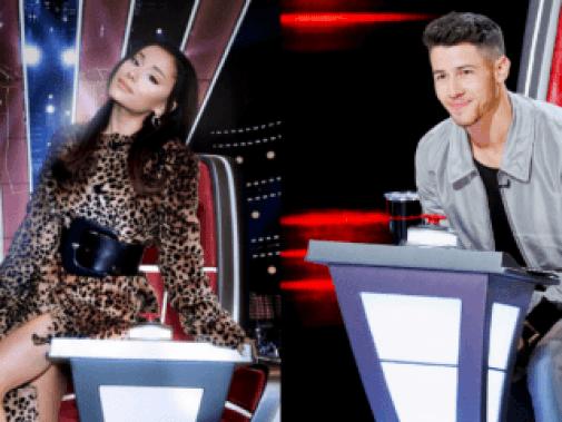 Ariana Grande se une a The Voice en reemplazo de Nick Jonas para la  temporada 21 | RedGol