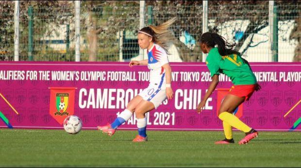 Chile enfrenta a Camrún por la ida del repechaje a los Juegos Olímpicos de Tokio.