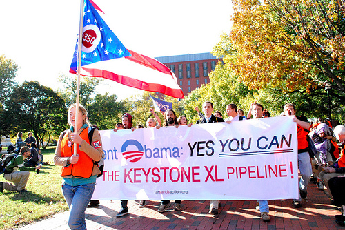 The Keystone XL pipeline isn't about jobs - it's about exporting oil