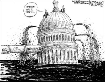 big oil influence