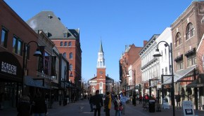 The city of Burlington, VT has recently become powered by solely renewable resources.