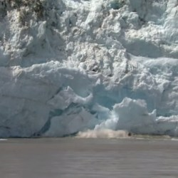 Collapsing glaciers highlight the reason for President Obama's trip to alaska