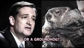 Is the groundhog a climate change alarmist? Bill Maher has video PROOF!