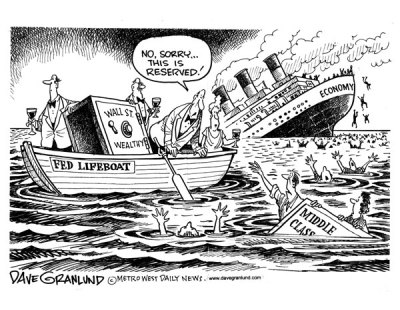 lifeboat for the rich by dave garland
