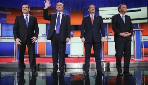 GOP Detroit Debate – All of these guys are aweful on the environment