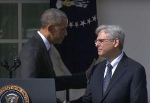 President Obama nominates green justice Merrick Garland for SCOTUS