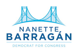 barrigan for congress logo