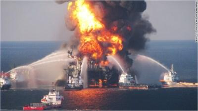 BP deepwater horizon oil disaster