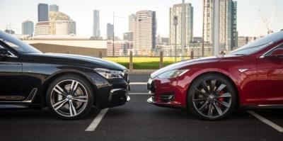 Tesla vs competition