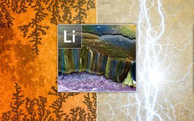 dendrites in lithium