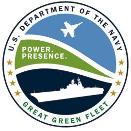 US Navy great green fleet