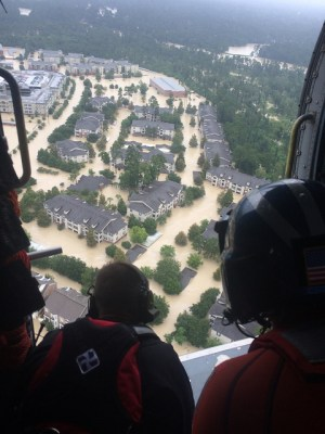 Houston Flooding - photo by Kentucky National Guard