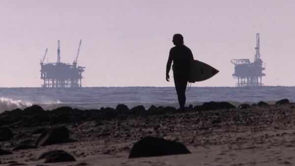 Santa Barbara offshore oil drilling via EarthFirst