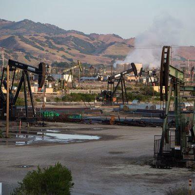 california oil fields