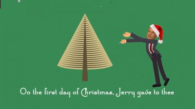 jerry brown gives 12 days of gifts to fossil fuels