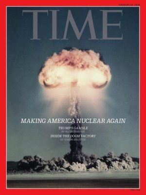 nukes on time magazine cover