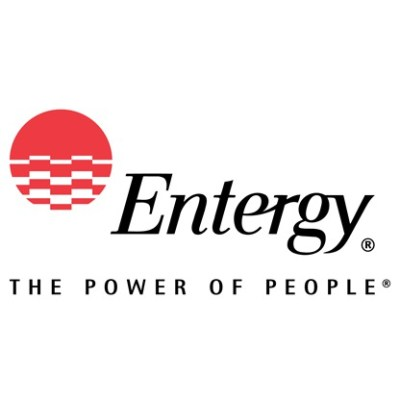 Entergy. The Power of People. Energy