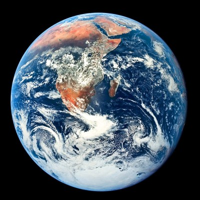 Earth from Space by NASA