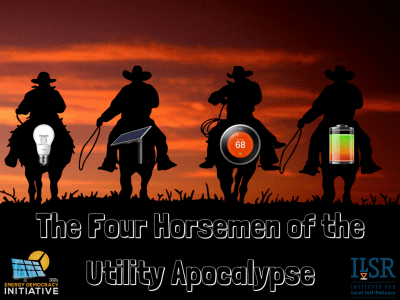 the 4 horsement of the utility apocalypse