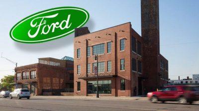 Ford Team Edison new Detroit home for EV