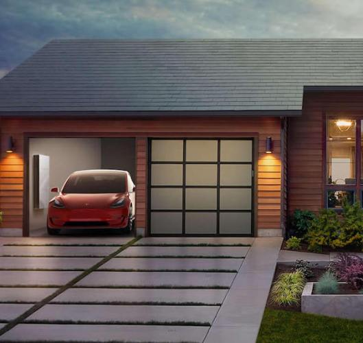 Tesla solar roof tiles - elon musk wants to make solar more affordable
