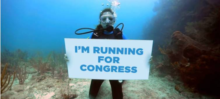 Climate Hawks Vote endorses Debbie Mucarsel-Powell for Congress in FL-26