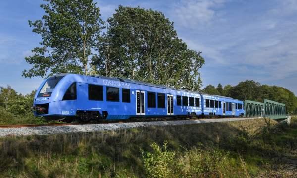 Sunday Rail: hydrogen powered trains