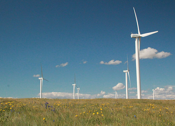 wind energy 100% renewable energy rejects coal