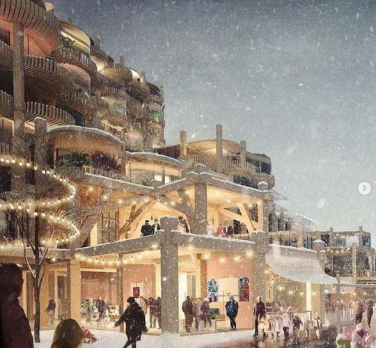 smart city plan from Sidewalk Labs
