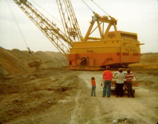 Illinois coal mines trump dig's coal's grave