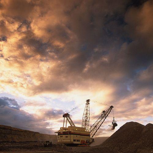dirty coal mining
