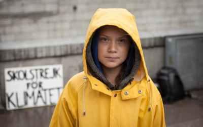 Swedish climate activist Greta Thunberg. Effekt/Anders Hellberg