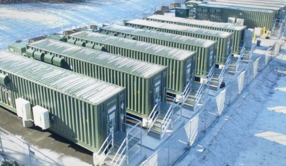 EDF energy storage battery units