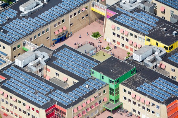 solar roofs in the netherlands