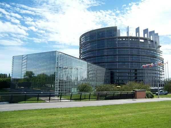 EU Parliament Image by mcruetten on Pixabay