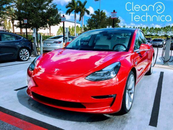 Tesla Model 3 holds its resale value