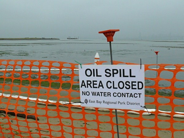 San Francisco by oil spill - why are we adding more drilling?