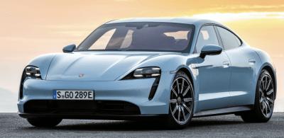 2020 Porsche Taycan EV