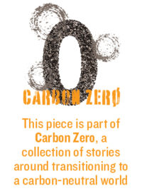 zero carbon articles from Ensia