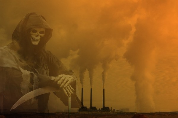 air pollution is deadly