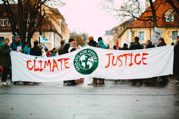 Climate Justice - Photo by Markus Spiske on Unsplash