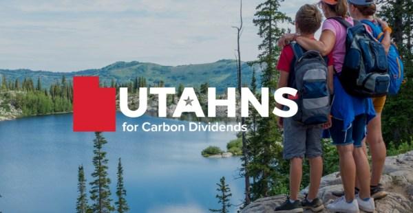 Utahns for Carbon dividends - a pro-business climate solution