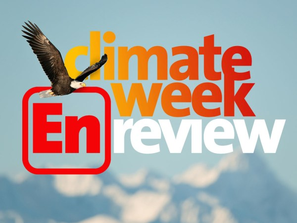 EcoRight climate change news for the week